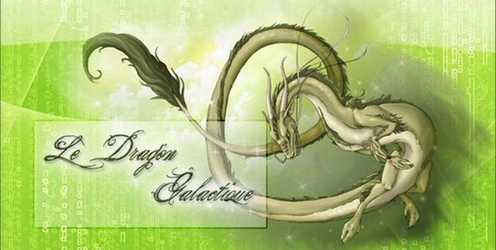 le dragon galactique
