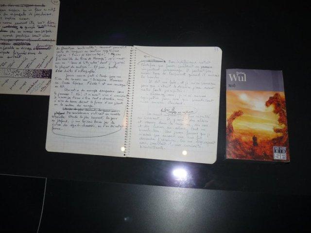Manuscrit Noô Stefan Wul