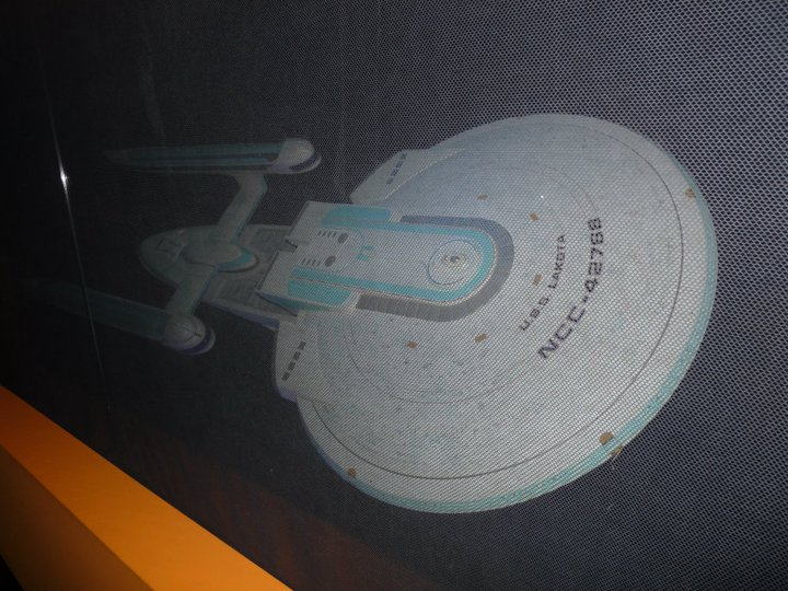 USS Lakota de StarTrek