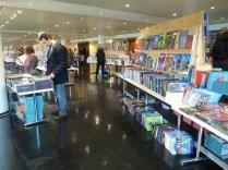 Utopiales 2010 librairie 1