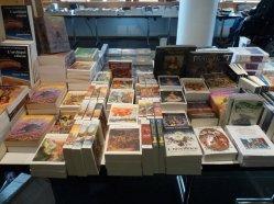 Utopiales 2010 librairie 2