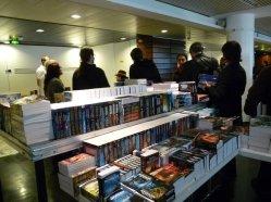Utopiales 2010 librairie 3