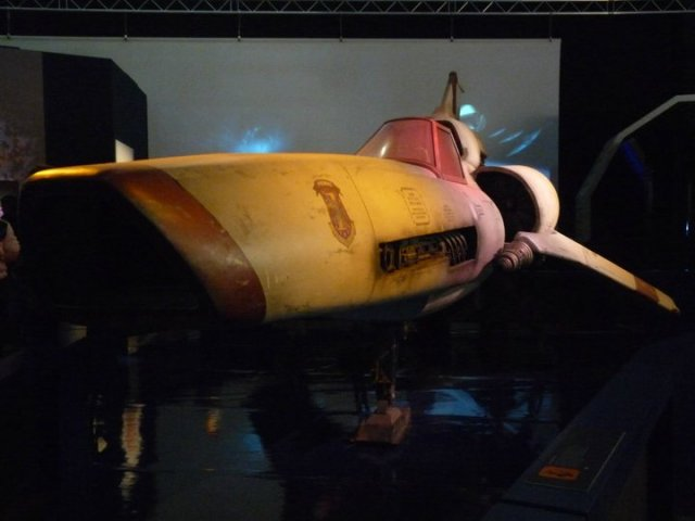 Viper Battlestar Galactica 1