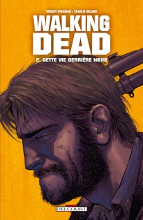 Walking dead 2 couverture