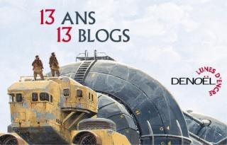 13 ans 13 blogs