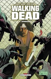 Walking dead 6 vengeance couverture