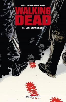 walking dead 11 couverture