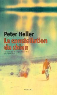 La constellation du chien Peter Heller couverture