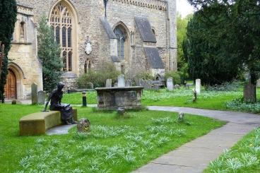 cimetière Oxford
