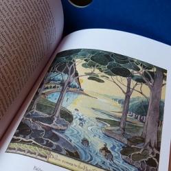 le hobbit coffret édition limitée illustré par Tolkien 1