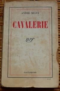 Cavalerie André Sévry