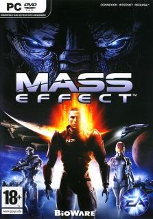 Mass effect affiche