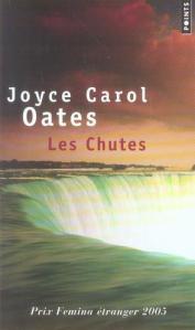 Les chutes Joyce Carol Oates couverture