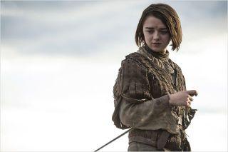 Arya Stark Saison 5