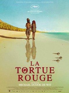 La tortue rouge par Michael Dudok de Wit. Un conte philosophique à la portée universelle