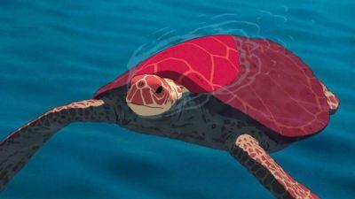 La tortue rouge. La tortue rouge par Michael Dudok de Wit.