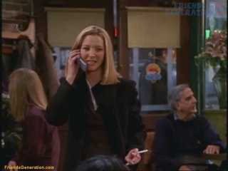 friends saison 4 histoire alternative phoebe