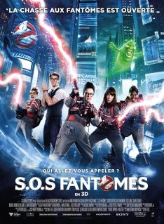 Ghostbusters 2016 S.OS.Fantômes
