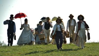 Une partie de campagne Cézanne et moi Danièle Thompson