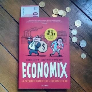 Economix BD couverture