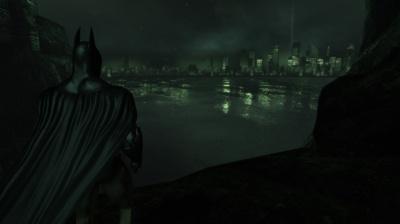 Batman Arkham Asylum Gotham