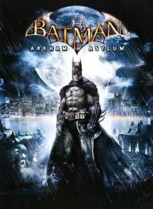 Batman Arkham Asylum affiche
