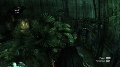 Batman Arkham Asylum Gargouilles