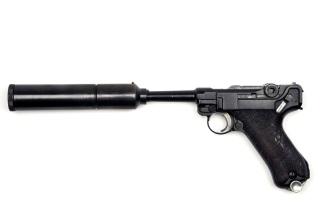 Guerres Secrètes Musée de l'Armée Pistolet automatique