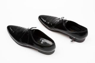 Guerres Secrètes Musée de l'Armée chaussures à lame