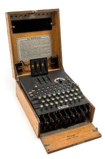 Guerres Secrètes Musée de l'Armée Machine Enigma