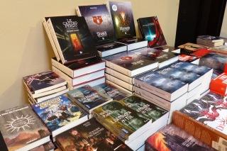 13è rencontres de l'imaginaire Sèvres librairie