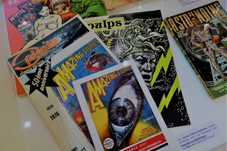 13è rencontres de l'imaginaire Sèvres Pulp Science-Fiction