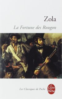 La fortune des rougon zola couverture