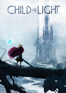 Child of Light jaquette
