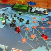 Pandemic plateau