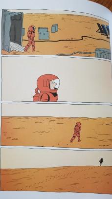 Mars Horizon planche 3