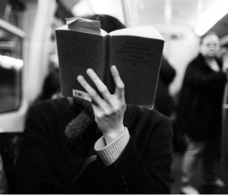 lecture de train