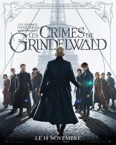 Les animaux fantastiques 2 les crimes de Grindelwald