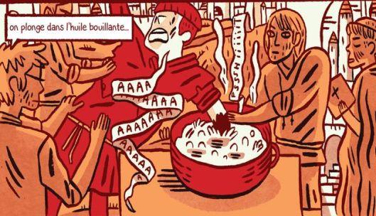 la fabrique des corps détail amputation