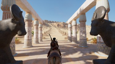 Assassin's Creed Origins Memphis