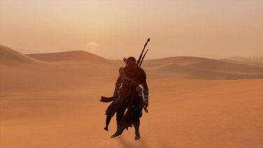 Assassin's Creed Origins désert
