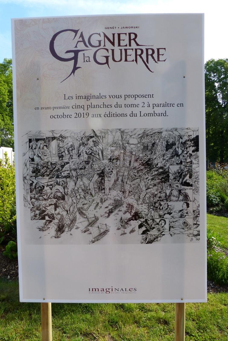 Exposition Imaginales Gagner la guerre