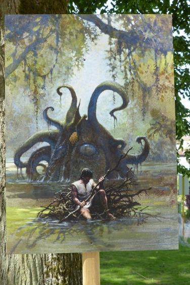 Exposition Imaginales Thorgal