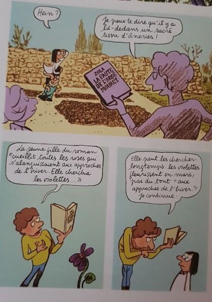Les grands espaces La faute de l'abbé Mouret