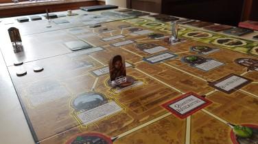 Horreur à Arkham le jeu de plateau