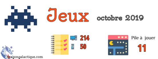 infographie jeux octobre 2019