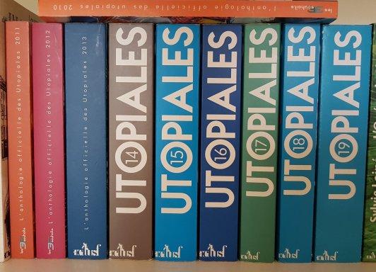10 ans d'anthologie des Utopiales