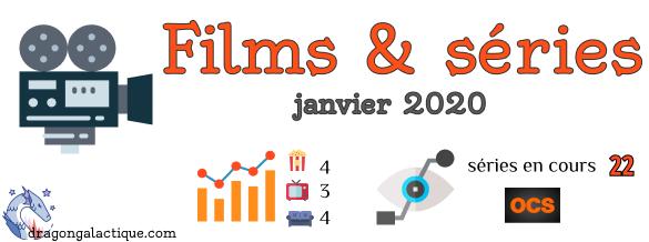 infographie films et séries janvier 2020