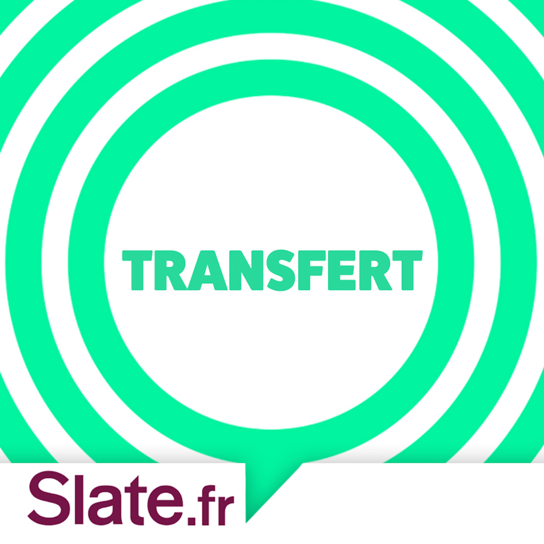 logo podcast transfert