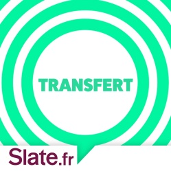 logo podcast transfert
